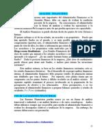 1.Análisis Financiero