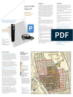 College Hill Parking Brochure