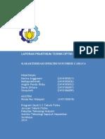 Laporan Praktikum Teknik Optik