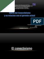 Diapositivas de Exposicion de Conectivismo