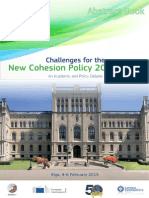 Challenges Cohesion Policy 2014-2020 En