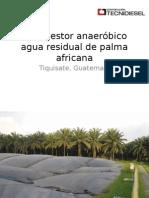 Biodigestor Anaeróbico y Generador Guascor Dresser Rand