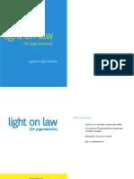 Light on Law for yoga teachers