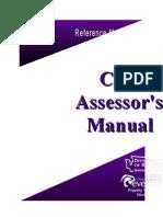 Assessor Ref Manual