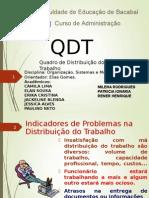 Apresentação QDT