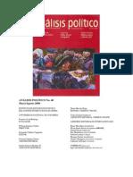 Analisis Politico 40