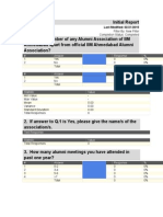 PGPX Initial Survey