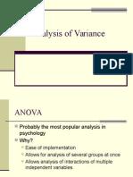 Anova slides presentation