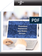 Apostila - Pequenas Empresas Nas Redes Sociais
