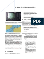 AIS Sistema de Identificación Automática