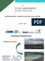 Apresentacao Pacto Pelo Saneamento Lixao Zero Recicla Rio