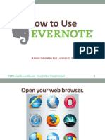 1.How to Use Evernote.pdf