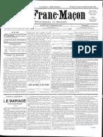 1885 - Le Franc Maçon n°8 - 14-21 Novembre 1885 - 1ère année (1).pdf