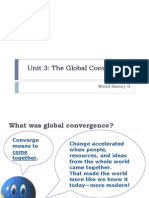 wh unit 3 - the global convergence