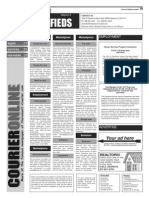 Claremont COURIER Classifieds 2-27-15