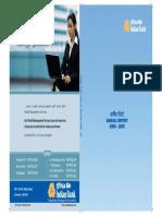 Annual Report 0809