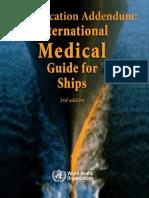 International Medical Guide for Ships(Quantification Addendum) Third Edition