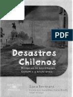 Libro Desastres Chilenos