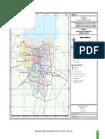 Peta Rencana Pengembangan Jaringan Jalan Tol Jakarta
