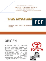 LEAN CONSTRUCTION.ppt