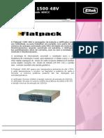 Datasheet Flatpack 1500 48V Portuguese R2
