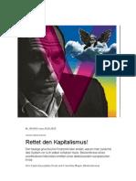 2015-02-26 Varoufakis - Rettet den Kapitalismus - WOZ