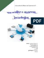 o Trabalho e Novas Tecnologias