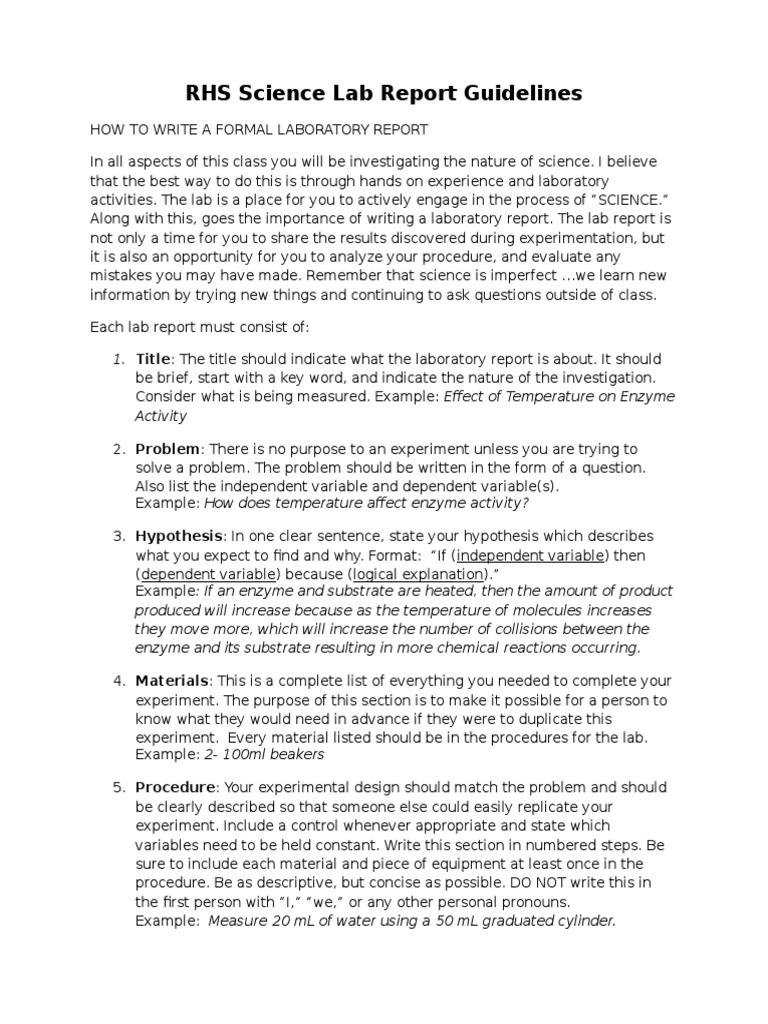 Contoh lab report princeton review sat physics practice test pdf