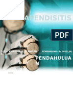 Presentation Appendisitis