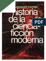 Historia de La Ciencia-ficcion - Jacques Sadoul