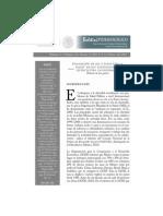 Reporte Epidemiologia Sem06 2015