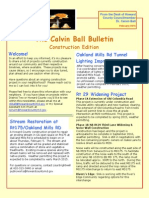 The Calvin Ball Bulletin Construction Edition February 2015