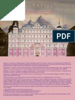 Digital Booklet - The Grand Budapest Hotel (Original Soundtrack)