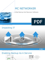 Networker emc
