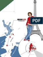 LIBROS Booklet Mission Paris