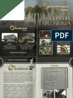 Guía Del Explosivista INDUMIL 2009
