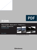 NetDefendOS 2-60-02 Firewall UserManual