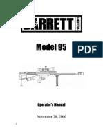 Barrett 95 Manual
