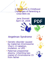 Angelman Syndrome