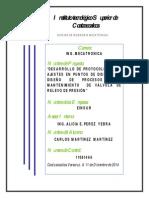 PROYECTO VALVULA DE RELEVO DE PRESION
