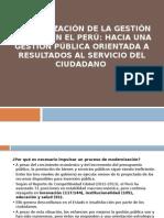 6.Plan de Modernizacion Orientada Al Ciudadano