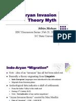 Aryan Invasion Myth Hsc Debate Sibin Feb 21 2007