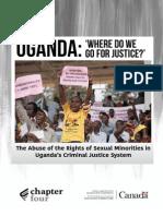 Uganda Report Police Abuse Exams