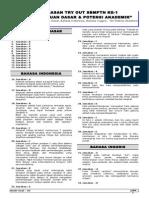 Pembahasan K.dasar 10 Mei 2014