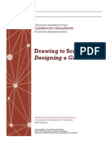 Drawing to Scale-Designing a Garden