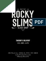 RS Slice Shop