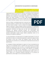 Unidad 1 - Los Enfoques Participativos y El Diagnóstico Comunitario