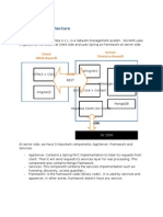 App Server Architecture
