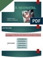 Shock Neonatal