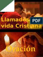 tema_2 El llamado a la vida Cristiana